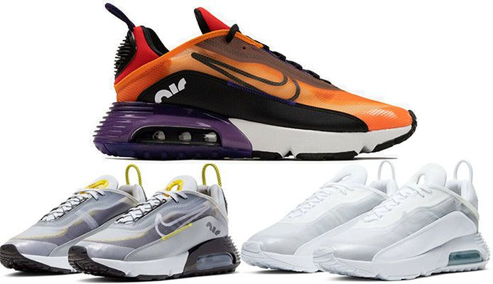 Nike Air Max 2090 Sneaker in 6 Designs ab je 62,98€ (statt ~90€)