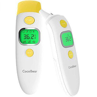 CocoBear Infrarot Fieberthermometer für 15,89€ (statt 30€)