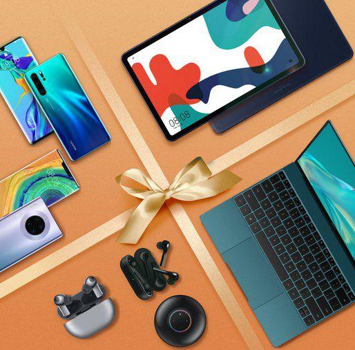 HUAWEI Singles Week   Rabatte auf Kopfhörer, Tablets & mehr z.B.: MatePad Pro (256GB) für 499€ (statt 599€)
