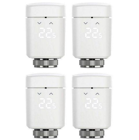 4er Pack Elgato Eve Thermo Heizkörperthermostat (Modell 2019) für 164,90€ (statt 278€)