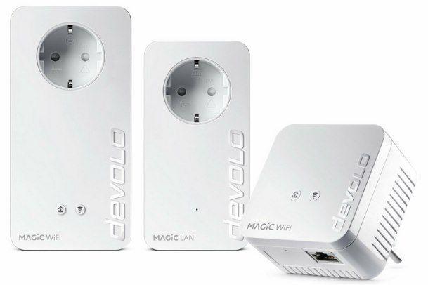 devolo Magic 1200+ WiFi Multiroom Powerline Kit für 139,99€ (statt 159€)