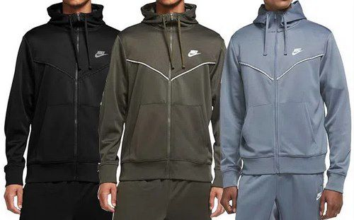 Nike Zip Hoodie Repeat PK in 4 Designs für je 34,28€ (statt 50€)