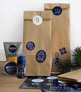 Nivea Men DIY Adventskalender 2020 für 39,99€ (statt 49€)