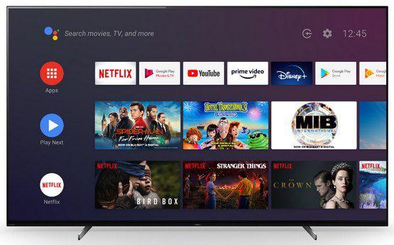 Sony KD 55A89 Bravia OLED UHD Smart TV (2020 Modell) für 1.299€ (statt 1.535€)