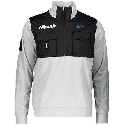 Nike Air 1/2 Zip Polyknit Jacke F097 für 41,98€ (statt 58€)