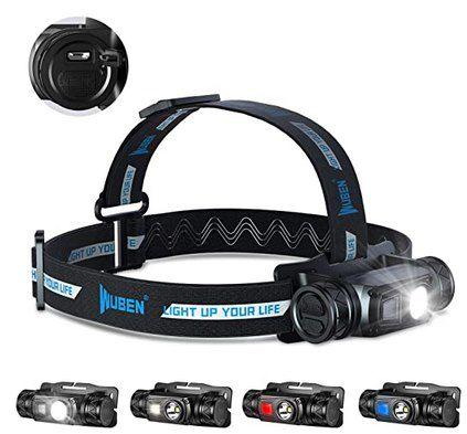 WUBEN H1 Stirnlampe mit 1200 Lumen für 14,99€ (statt 30€)