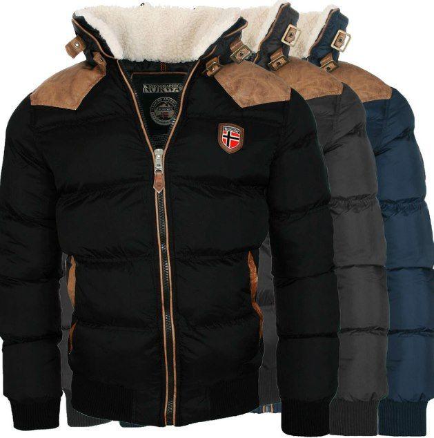 Geographical Norway Abramovitch Winterjacken für je 56,90€ (statt 66€)   bis 3XL!