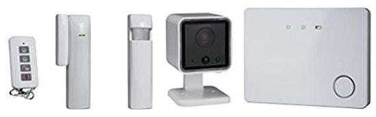 Smartwares HA701SLIC Indoor Funk Überwachungssystem mit App Anbindung für 49,99€ (statt 99€)