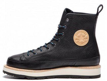 Abgelaufen! Converse  Sneaker Ct Crafted Boot Hi 162355C für 78€ (statt 130€)
