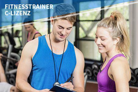 Gratis: Fitnesstrainer C Lizenz Ausbildung