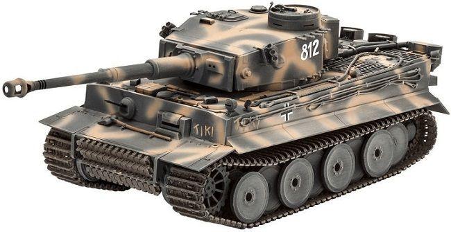 Revell (05790) Geschenkset Tiger I Ausf.E   75ter Jahrestag für 25,87€ (statt 32€)
