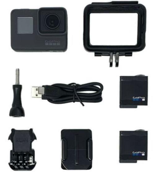 GoPro HERO6 Black Actioncam für 179,99€ (statt neu 236€)   refurbished