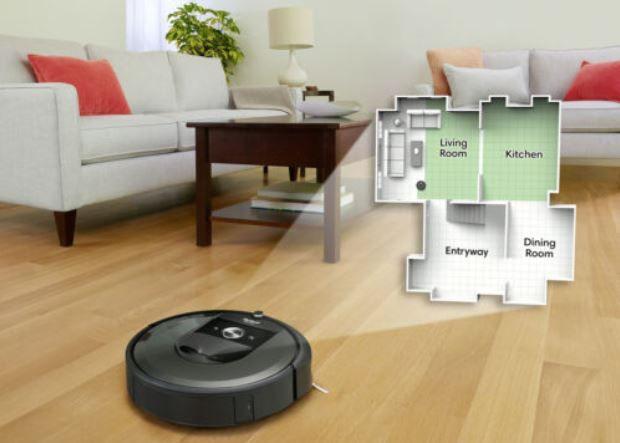 iRobot Roomba i7158 Saugerroboter für 369€ (statt neu 529€)   refurbished