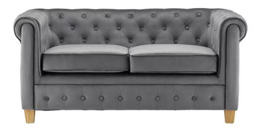 Bessagi Mobi Sofa in Chesterfield Optik ab 266,77€ (statt 399€)