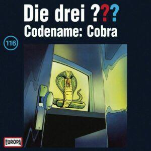 Die drei ??? – Codename: Cobra kostenlos (statt ca. 5,50€) als Stream