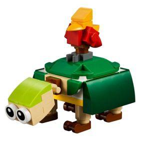 Lego: Minimodellbauentwurf kostenlos herunterladen