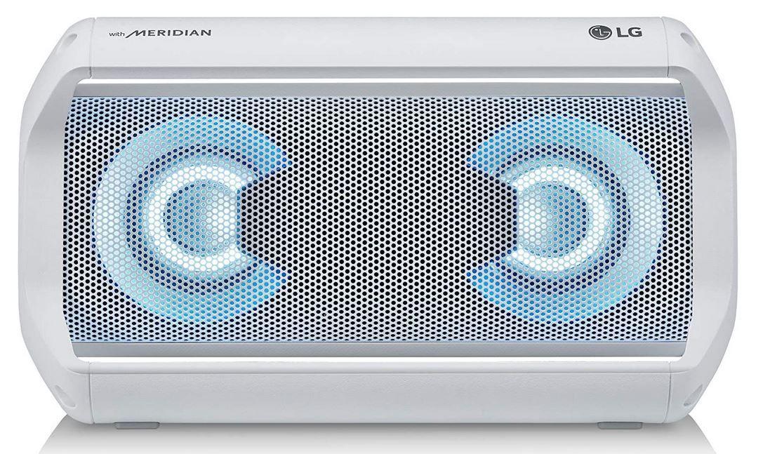 LG XBOOM Go PK5W Bluetooth Lautsprecher für 52,98€ (statt 117€)