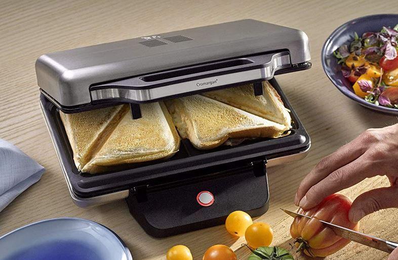 WMF Lono Sandwich Maker  u. Toaster für 48,99€ (statt 59€)