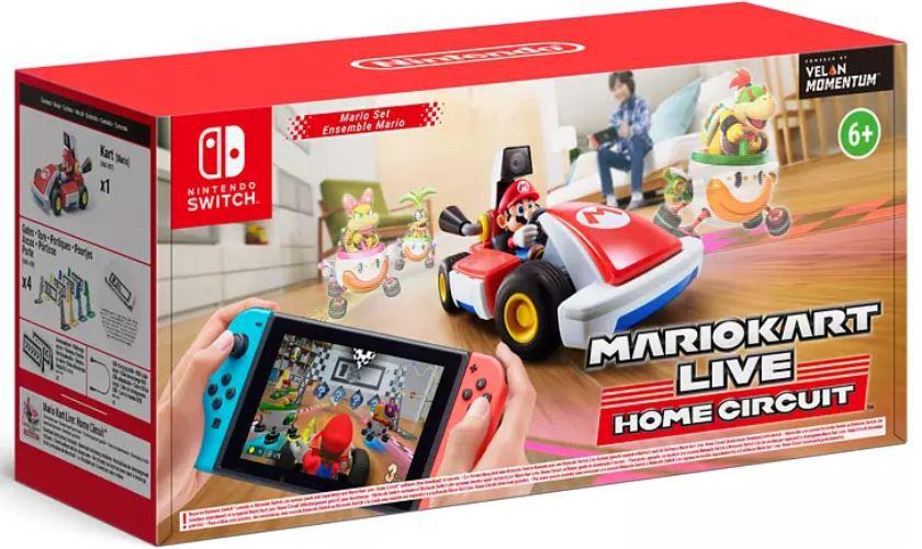 Media Markt Black November: z.B. SW Mario Kart Live: Home Circiut [Switch Game] für 92€ (statt 103€)