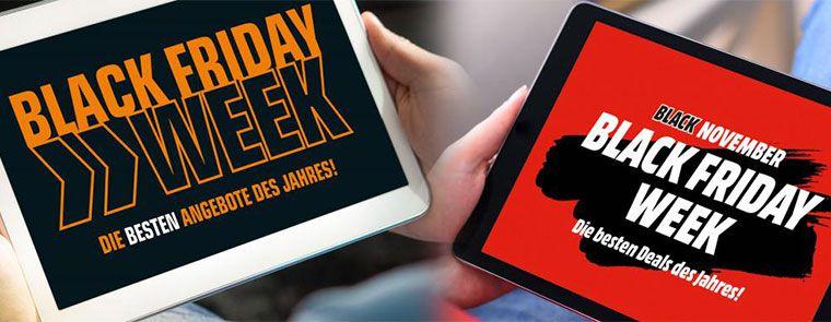 🔥 Endet 17:59 Uhr: BlackWeek bei Saturn & MediaMarkt   Übersicht der aktuellen Highlight Deals!