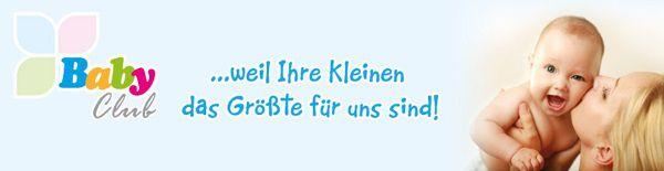 Willkommensgeschenk im Babyclub von Müller kostenlos abholen