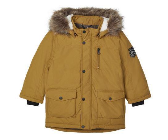 Babymarkt bis Mitternacht 20% extra Rabatt auf Kinder Mode z.B. name it Jacke NMMMIBIS Golden Brown für 24€ (statt 45€)