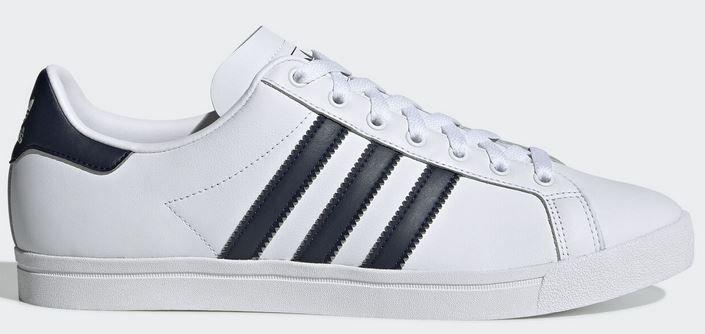adidas Coast Star Lowcut Unisex Sneaker aus Leder für 38,95€ (statt 51€)