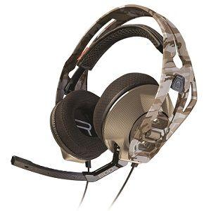 PLANTRONICS RIG 500HX (Offizielle Xbox One Lizenz) Stereo-Headset für 42,98€ (statt 53€)