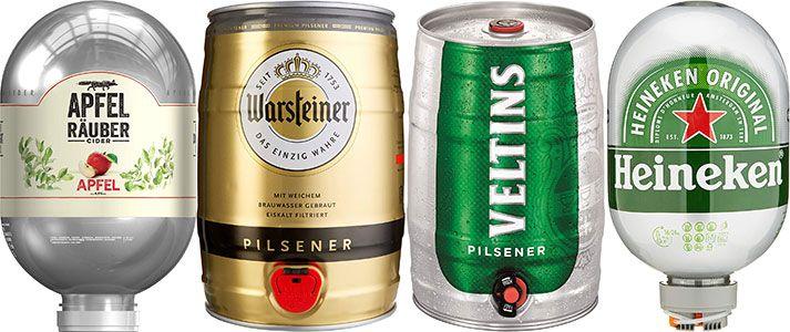 Bier, Cider und Biermischgetränke im Vorteilspack bei Amazon z.B. Bulmers, Becks, Heineken, Desperados & Veltins