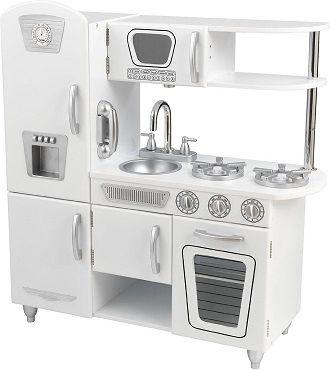 KidKraft Retro Küche in weiß für 109,99€ (statt 166€)