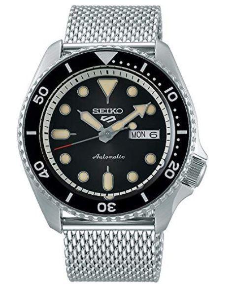 Seiko SRPD73K1 Sports 5 Automatic Herren Uhr für 209,99€ (statt 243€)