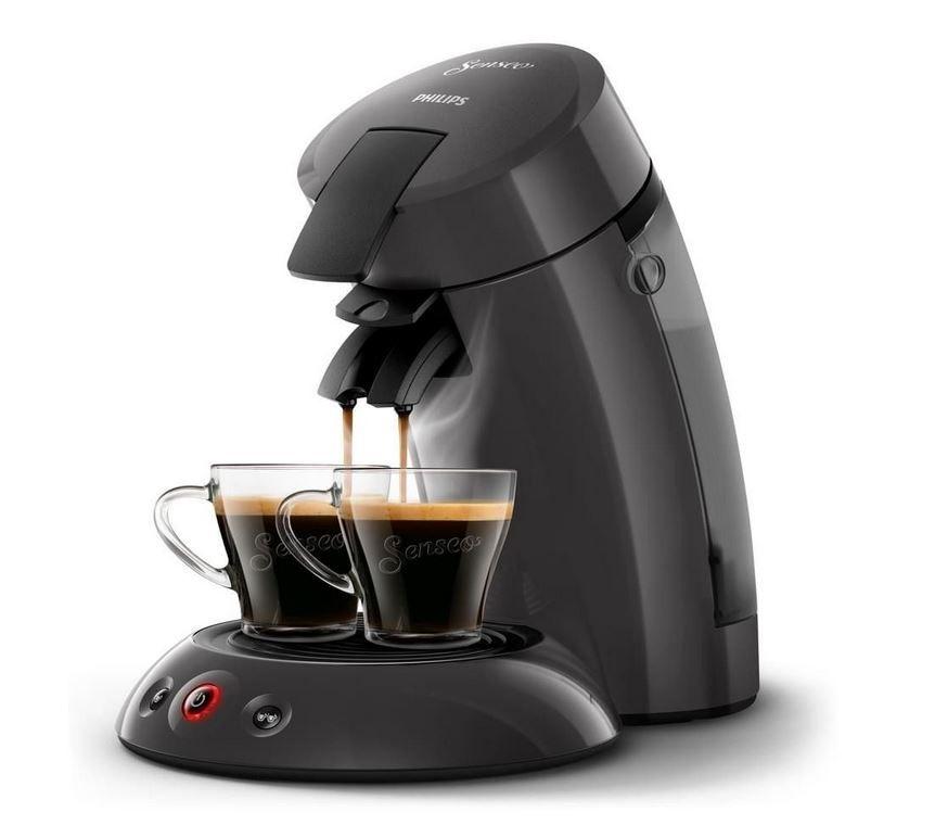 Philips Original Senseo HD6553/50 Kaffeepadmaschine für 34,95€ (statt 54€)