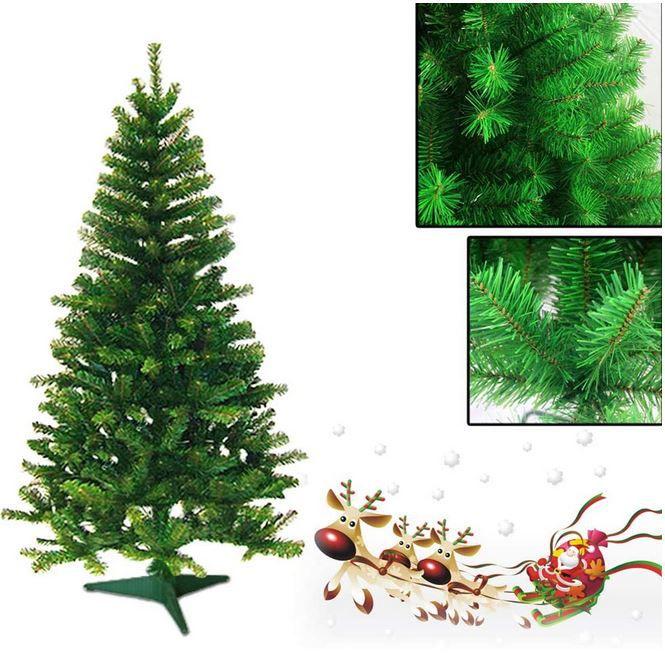 30% Rabatt auf künstliche Weihnachtsbäume in 2 Farben je 120-210cm z.B. 180cm für 19,59€ (statt 28€)