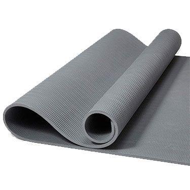 FiduSport TPE Gymnastikmatten (183x61cm) in Grau für 11,99€ (statt 20€)