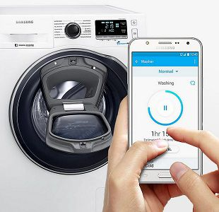 Samsung WW 80K6404QW/EG AddWash 8Kg Waschmaschine A+++ für 499,90€ (statt 620€)