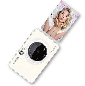 Canon Zoemini S Digitale Sofortbildkamera in 3 Farben für 89€ (statt 117€)