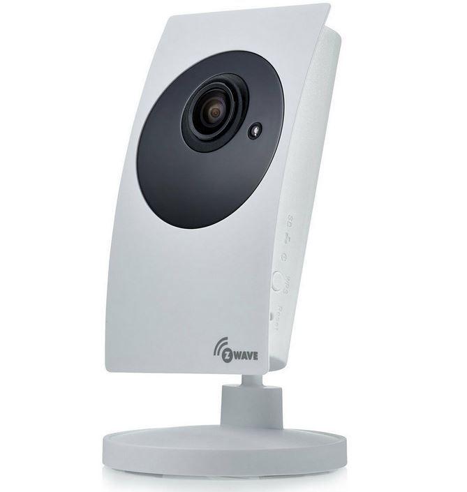 POPP   Smart Camera mit Z Wave Gateway Kompatibel zu Google & Alexa für 23,52€ (statt 32€)