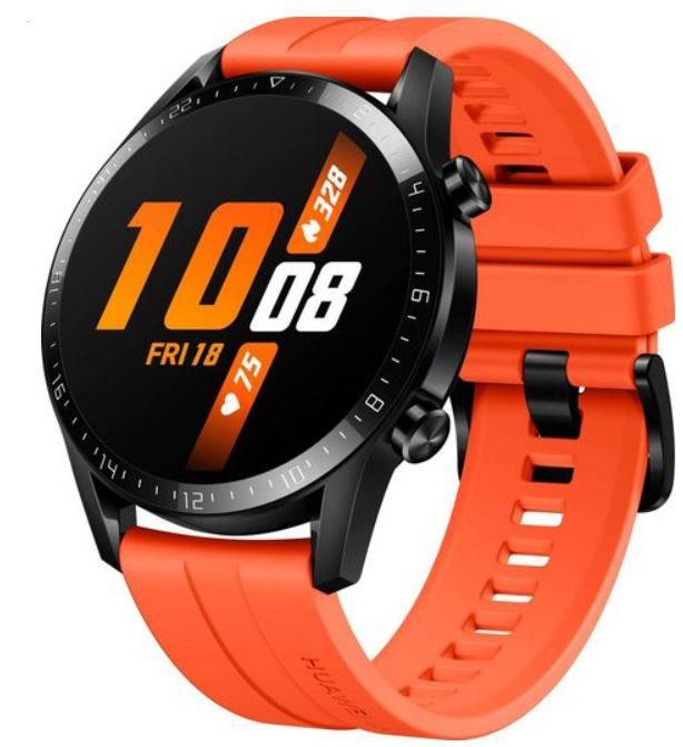 Huawei Watch GT 2 Sport Smartwatch 2 Farben für je 129,99€ (statt 167€)