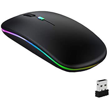 GeekerChip BT & 2.4G Maus mit bis 1.600 DPI für 7,99€   Prime