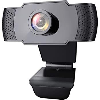 Wansview 101   1080p Webcam mit 30fps & Mikrofon für 16,49€ (statt 33€)