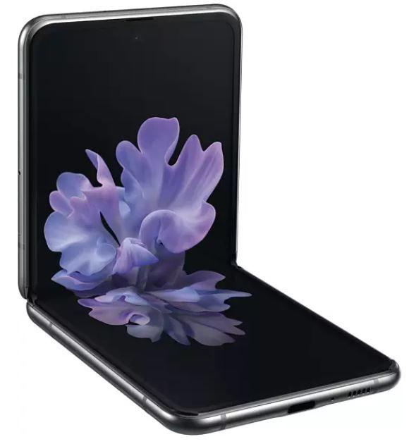 SAMSUNG Galaxy Z Flip 5G 256GB klappbares DualSIM Phone für 767€ (statt 819€) +200€ Samsung Pay Guthaben