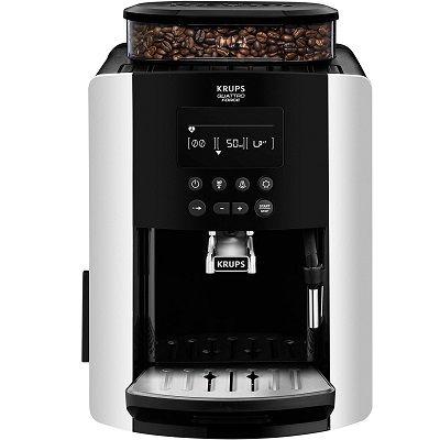 KRUPS EA8178 Arabica Display Quattro Force Kaffeevollautomat für 283,28€ (statt 340€)