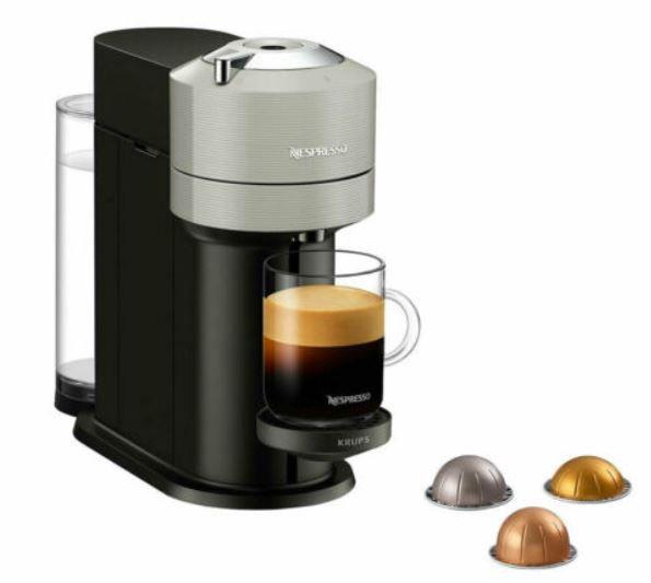 Krups XN 910B Nespresso Vertuo Next Kapselmaschine für 49,99€ (statt 60€)