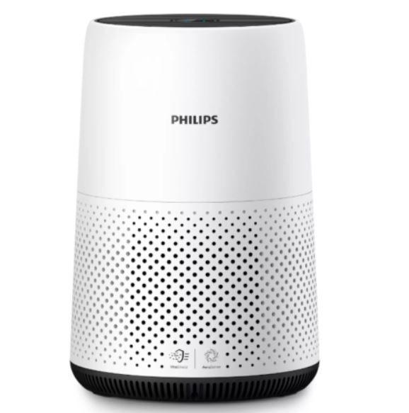 Philips AC0820 Luftreiniger für Räume bis 49 m² für 109,99€ (statt 144€)