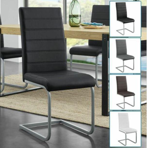 ArtLife Vegas Freischwinger Stuhl 2er Set für 69,95€ (statt 80€) 4 Stück für 129€