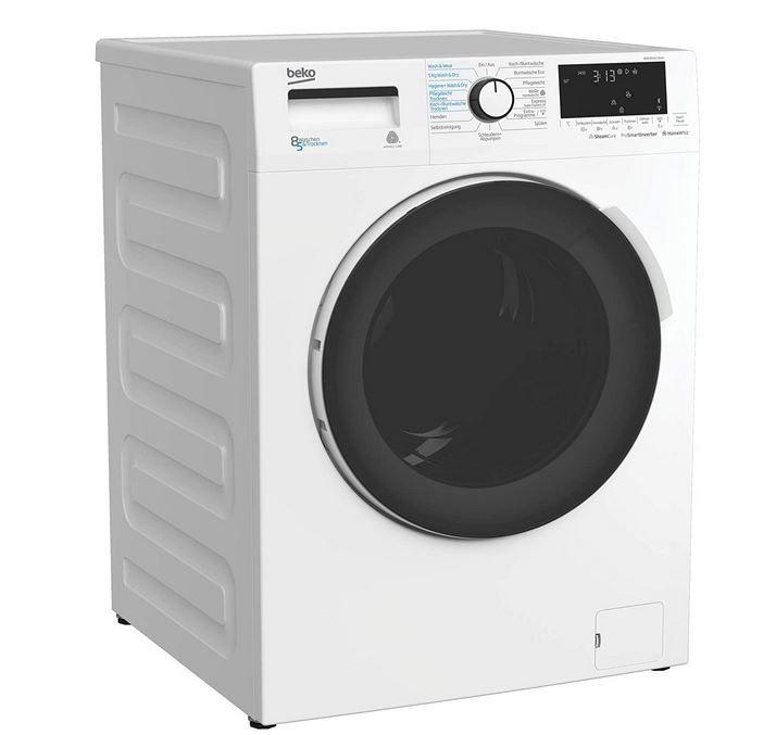 BEKO WDW 85141 Steam Waschtrockner für 353€ (statt 459€)