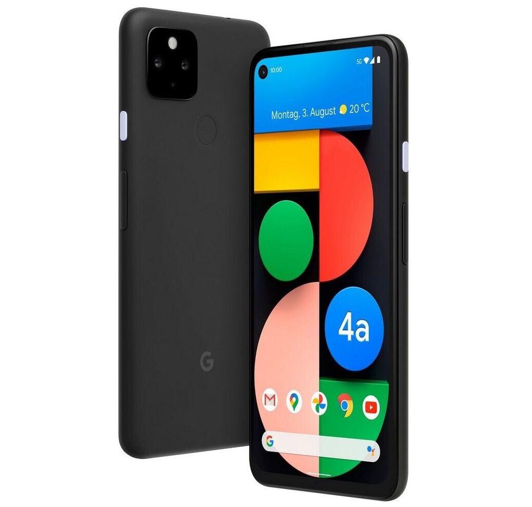 Google Pixel 4a 5G Smartphone 128GB ab 379€ (statt 430€)