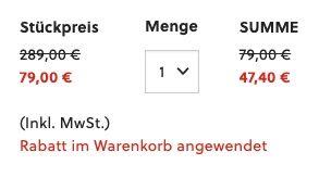 Vorbei! Für Pärchen: Fossil Flynn + Modern Courier Chronographen Set für 47,40€