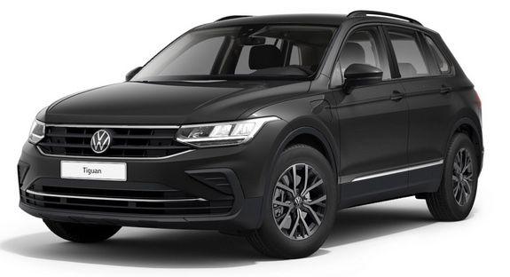 Gewerbe: VW Tiguan Life Plug In Hybrid mit 245 PS für 208€ mtl. netto