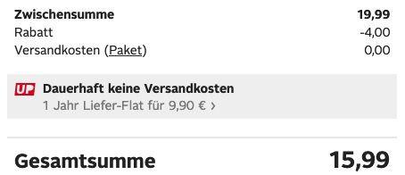 4er Packs Bruno Banani Boxer ab je 15,99€ (statt 26€)